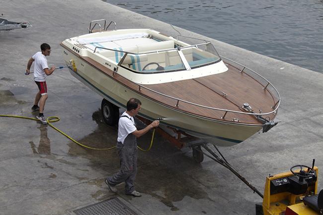 4. Barca sporca? Chissenefrega