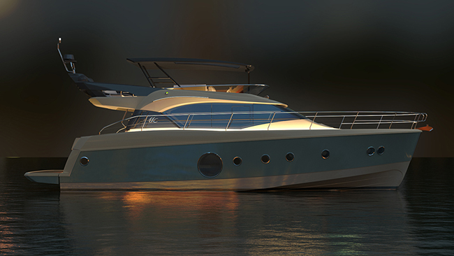 Monte Carlo Yachts M6
