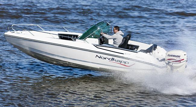 NordKapp 605 Enduro