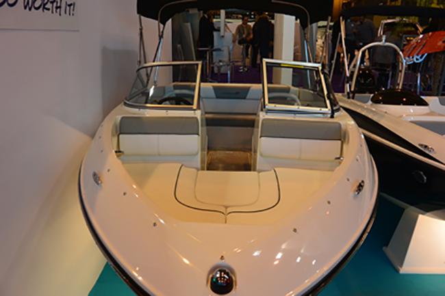 Bayliner 175 GT3 - Prua