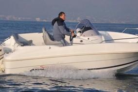 BoatMag.it.BemeteauFlyer 550 Open.navigazione