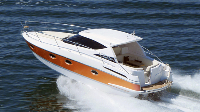2. Elan 30 Power - Categoria Fino a 35 piedi650