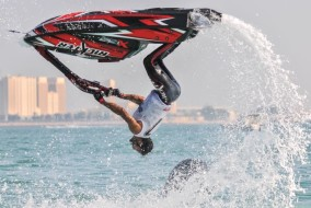 Aquabike world championship qatar