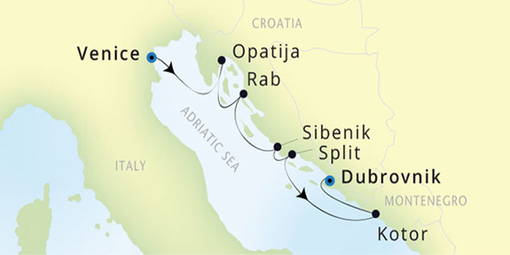 BoatMag_Charter_Inspiration_Adriatic Route Easter 2014