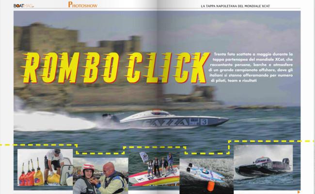 Numero 8 - Rombo Click
