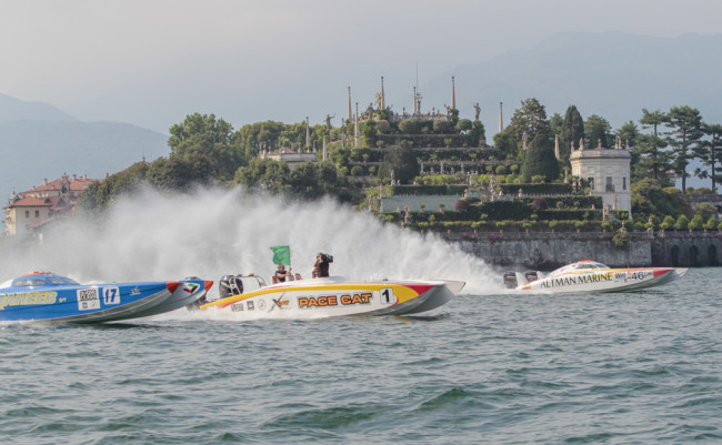 2014 UIM Skydive XCAT World Series Stresa Grand Prix 20th to 22nd June 2014