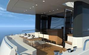 Sundeck Yachts 550