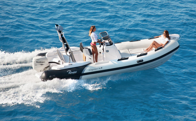 Cayman 19 Sport 1