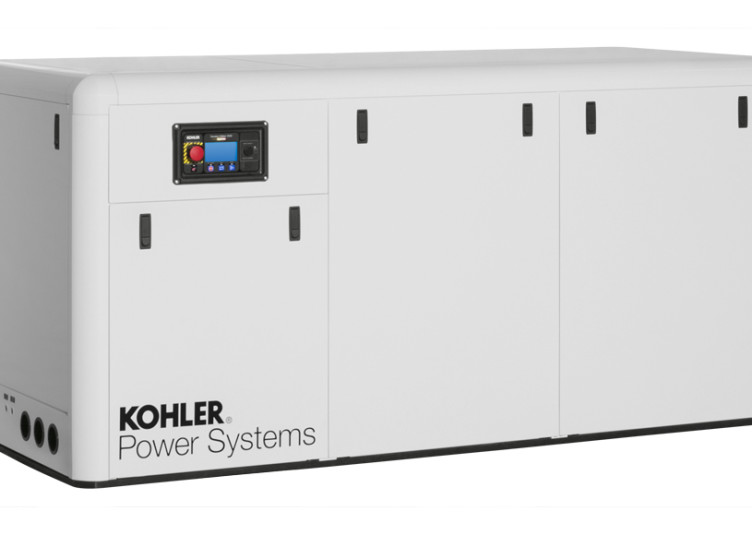 generatori kohler da 100 e 125 kW
