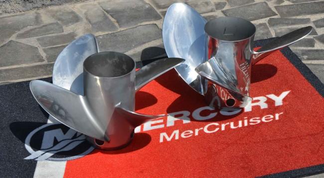 Black Fin Elegance 9 - Mercury Enertia Eco
