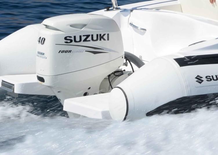 Suzuki DF40 tasso zero