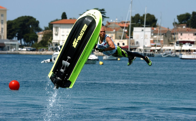 Aquabike Porec Freestyle