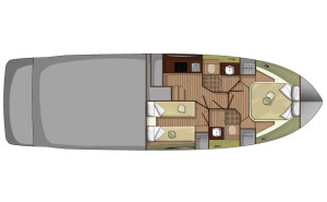 Sessa Marine C42 Layuot 2