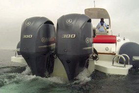 YAMAHA-V6-F300-OUTBOARD-ENGINES