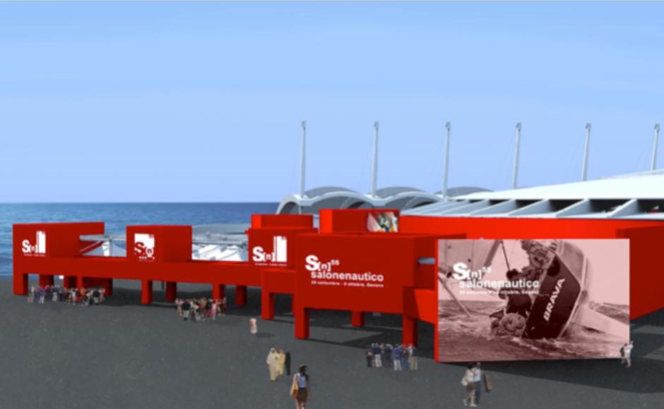 Salone di Genova Biglietteria