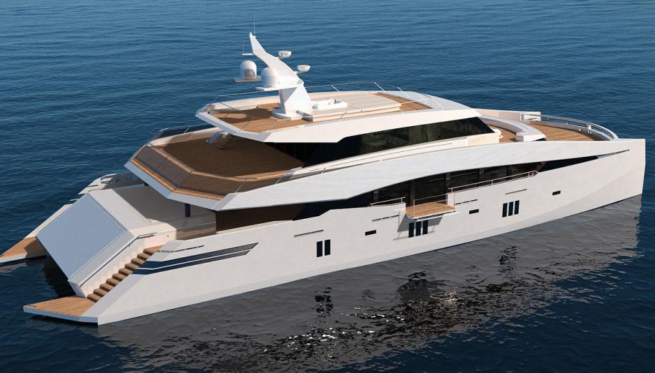 150 sunreef power ecco il 46 m catamarano for 110 piedi in metri
