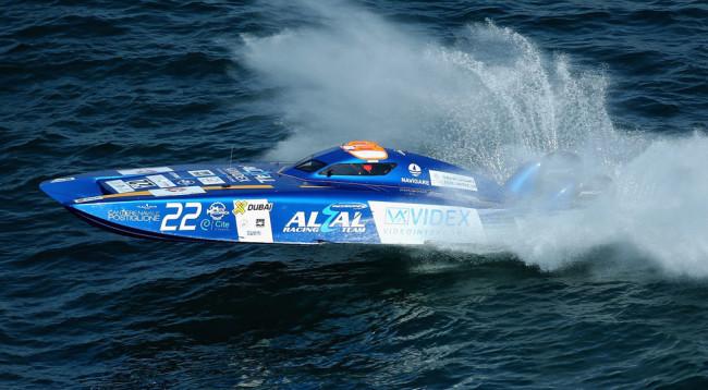 UIM XCAT World Series - Round 5, Dubai GP - Day 3