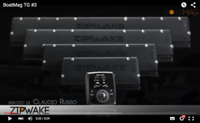 ZipWake TG 3
