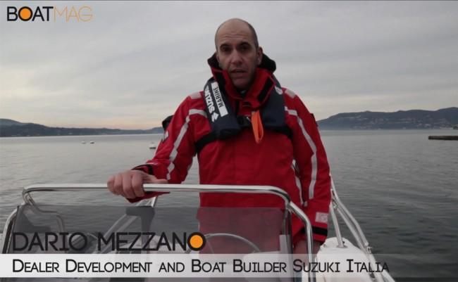 Dario Mezzano Suzuki
