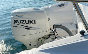 Suzuki DF40A White