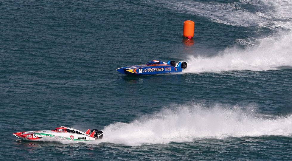XCAT Dubai Grand Prix