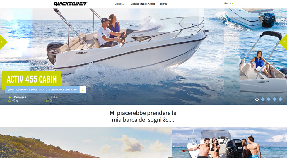 Quicksilver online