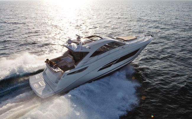 Sea Ray 510 Sundancer 1 Navigazione
