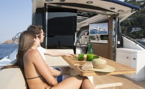 Sea Ray 510 Sundancer Pozzetto