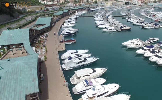 Panoramica Marina di Varazze