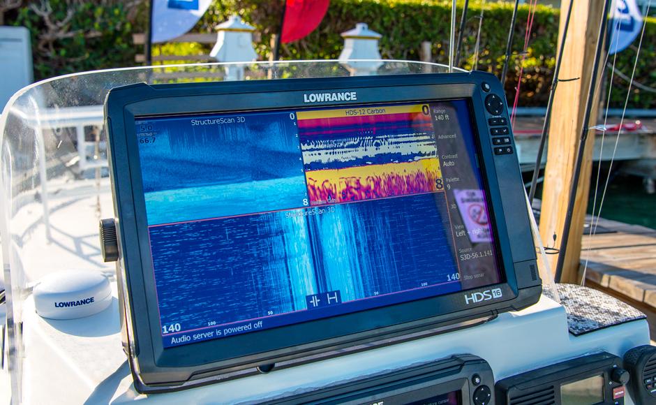 Novità 2018: Lowrance HDS Carbon per i pescatori esigenti