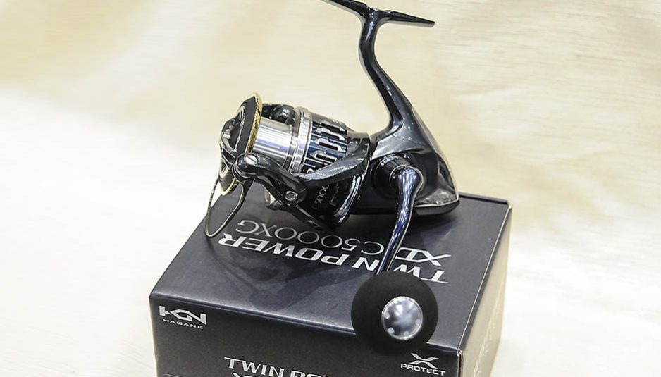 Mulinello Shimano Twin Power XDC5000XG, pensato per stupire
