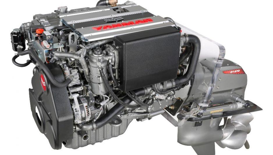 cheaper 8be88 27f21 Yanmar Marine lancia una intera gamma di motori Yanmar 4LV ...