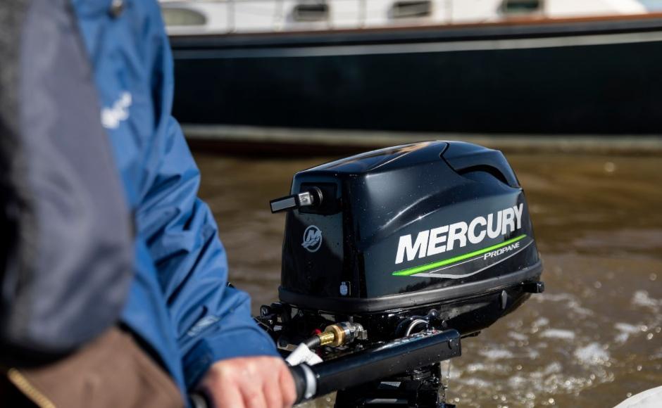 nautica green mercury