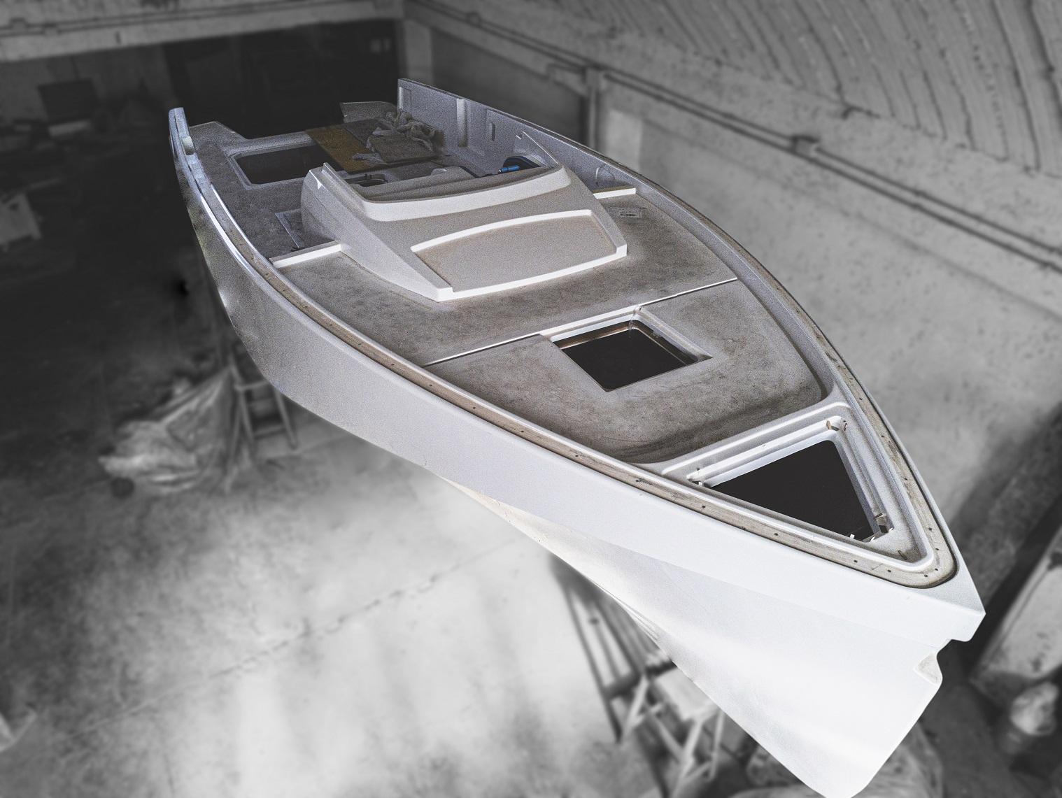 heron 38 roberto bello costruzione cruiser