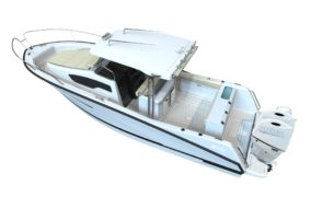 pyxis 30 WA fishing cruiser fisherman galeazzi