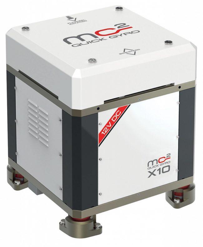 stabilizzatore giroscopico MC² Quick Gyro X10