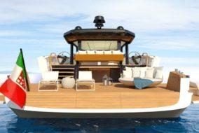 evo yachts v8 rivellini